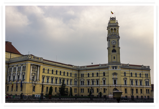 Pensiunea Laura Sanmartin Oradea Turnul Primariei